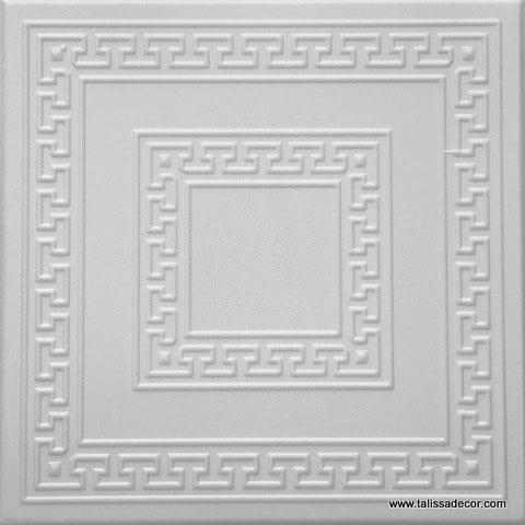 RM21 Polystyrene ceiling tile