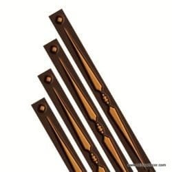 G1 - Grid Cover Strips - Antique Gold