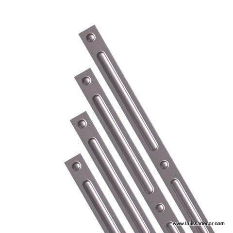 G2 - Grid Cover Strips - Silver