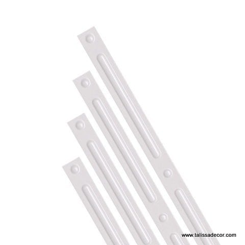 G2 - Grid Cover Strips - White Pearl