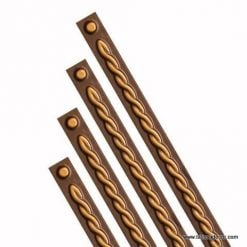 G3 - Grid Cover Strips - Antique Gold