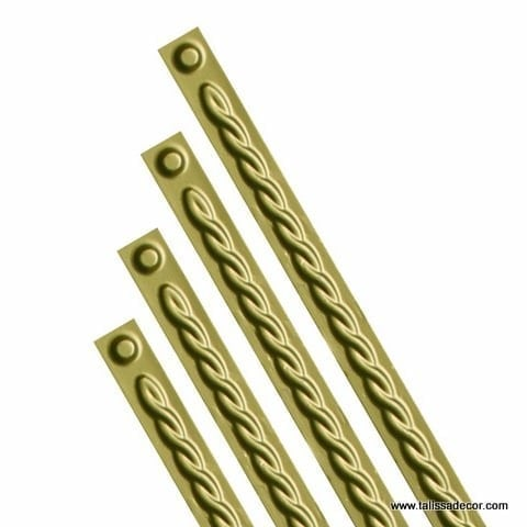 G3 - Grid Cover Strips - Brass