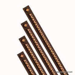 G4 - Grid Cover Strips - Antique Gold