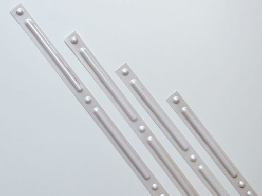 S1- Grid Cover Strips - Antique White