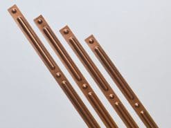 S1- Grid Cover Strips - Aged Copper