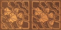 8202 Antique Gold Faux Tin Ceiling Tile