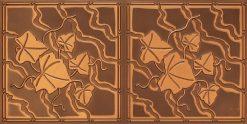 8202 Antique Gold Faux Tin Ceiling Tile