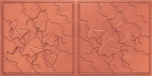 8202 Copper Faux Tin Ceiling Tile
