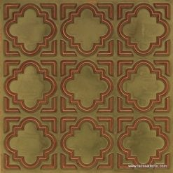 142 Patina Copper Faux Tin Ceiling Tile