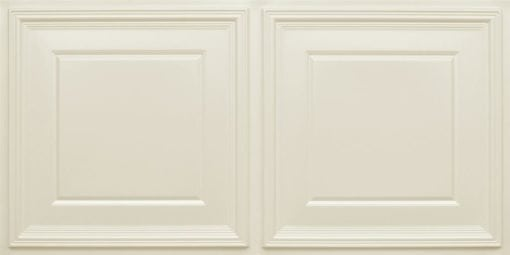 8224 Faux Tin Ceiling Tile - Cream Pearl
