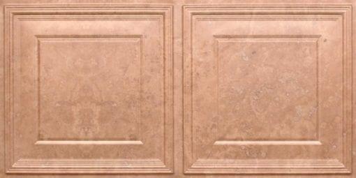 8224 Faux Tin Ceiling Tile - Venetian Brown