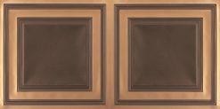 8232 Faux Tin Ceiling Tile - Antique Gold