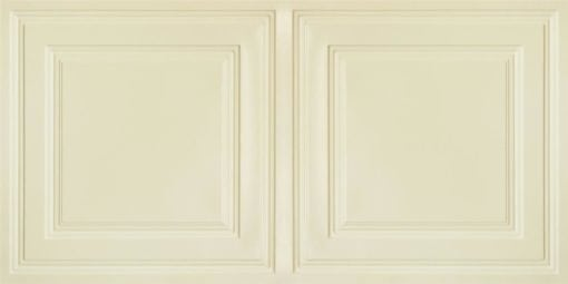 8232 Faux Tin Ceiling Tile - Cream Pearl