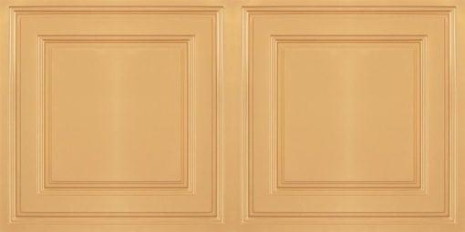 8232 Faux Tin Ceiling Tile - Gold