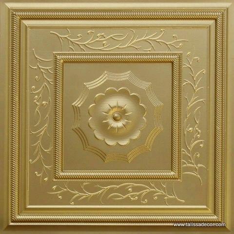 219 Faux Tin Ceiling Tile