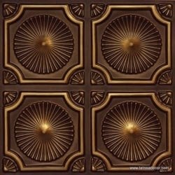 106 Faux Tin Ceiling Tile