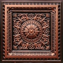 223 Faux Tin Ceiling Tile