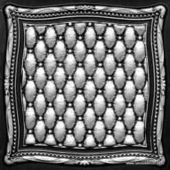 230 Antique Silver Faux Tin Ceiling Tile