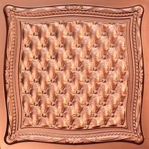 230 Copper Faux Tin Ceiling Tile