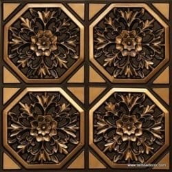 108 Faux Tin Ceiling Tile
