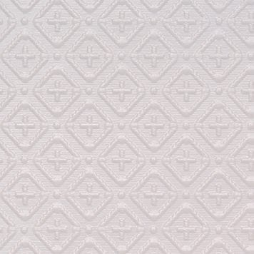 WC70  Faux Tin Backsplash Roll - White Pearl
