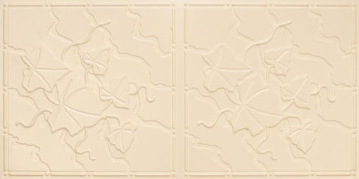 8202 Cream Pearl Faux Tin Ceiling Tile