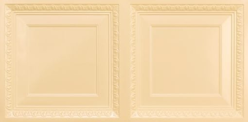 8267 Faux Tin Ceiling Tile - Cream Pearl