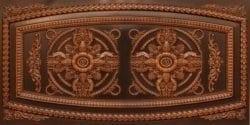 8272 Faux Tin Ceiling Tile