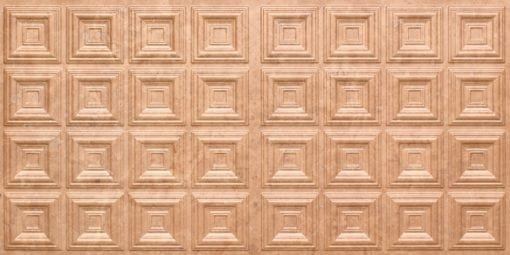 8270 Faux Tin Ceiling Tile - Venetian Brown