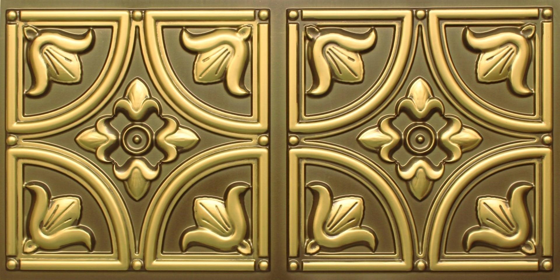8273 Faux Tin Ceiling Tile - Talissa Decor - Ceiling Tiles