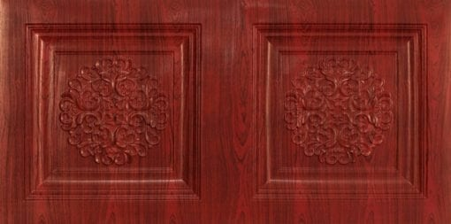 8268 Faux Tin Ceiling Tile - Rosewood
