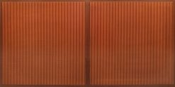 FT801 Faux Tin Ceiling Tile - Antique Copper