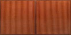 FT801 Faux Tin Ceiling Tile - Antique Copper