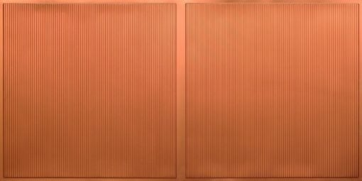 FT801 Faux Tin Ceiling Tile - Copper