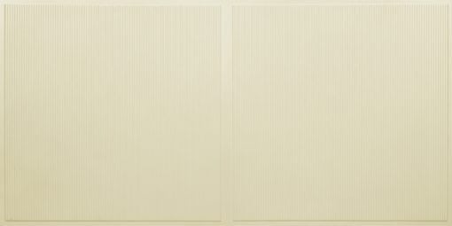 FT801 Faux Tin Ceiling Tile - Cream Pearl