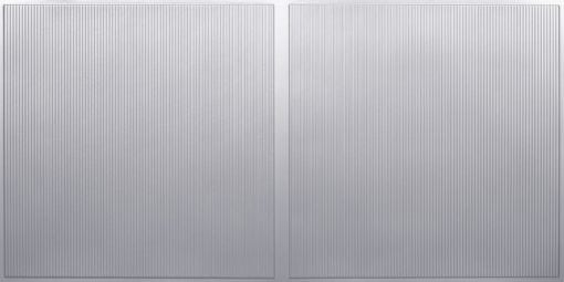 FT801 Faux Tin Ceiling Tile - Silver
