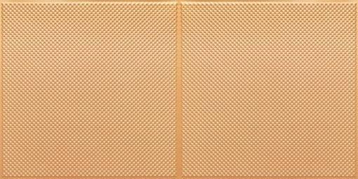 FT802 Faux Tin Ceiling Tile - Gold