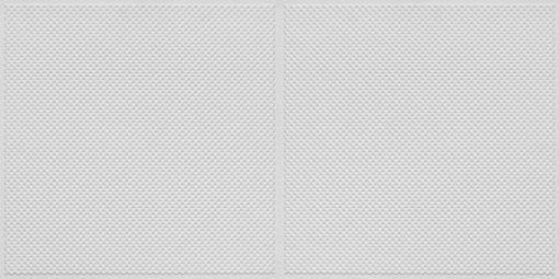 FT802 Faux Tin Ceiling Tile - White Matte