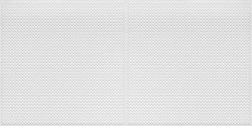 FT802 Faux Tin Ceiling Tile - White Pearl