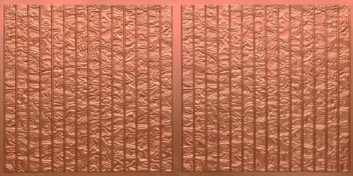 FT804 Faux Tin Ceiling Tile - Copper