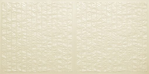 FT804 Faux Tin Ceiling Tile - Cream Pearl