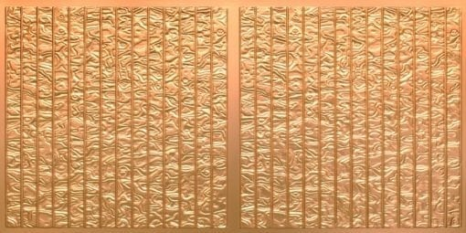 FT804 Faux Tin Ceiling Tile - Gold