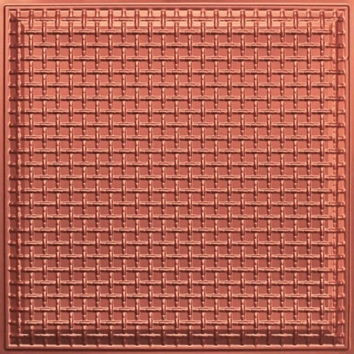 248 Faux Tin Ceiling Tile - Copper