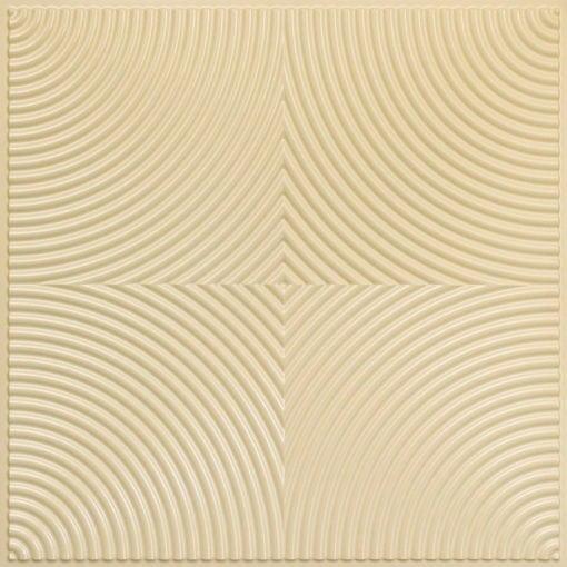 250 Faux Tin Ceiling Tile - Cream Pearl