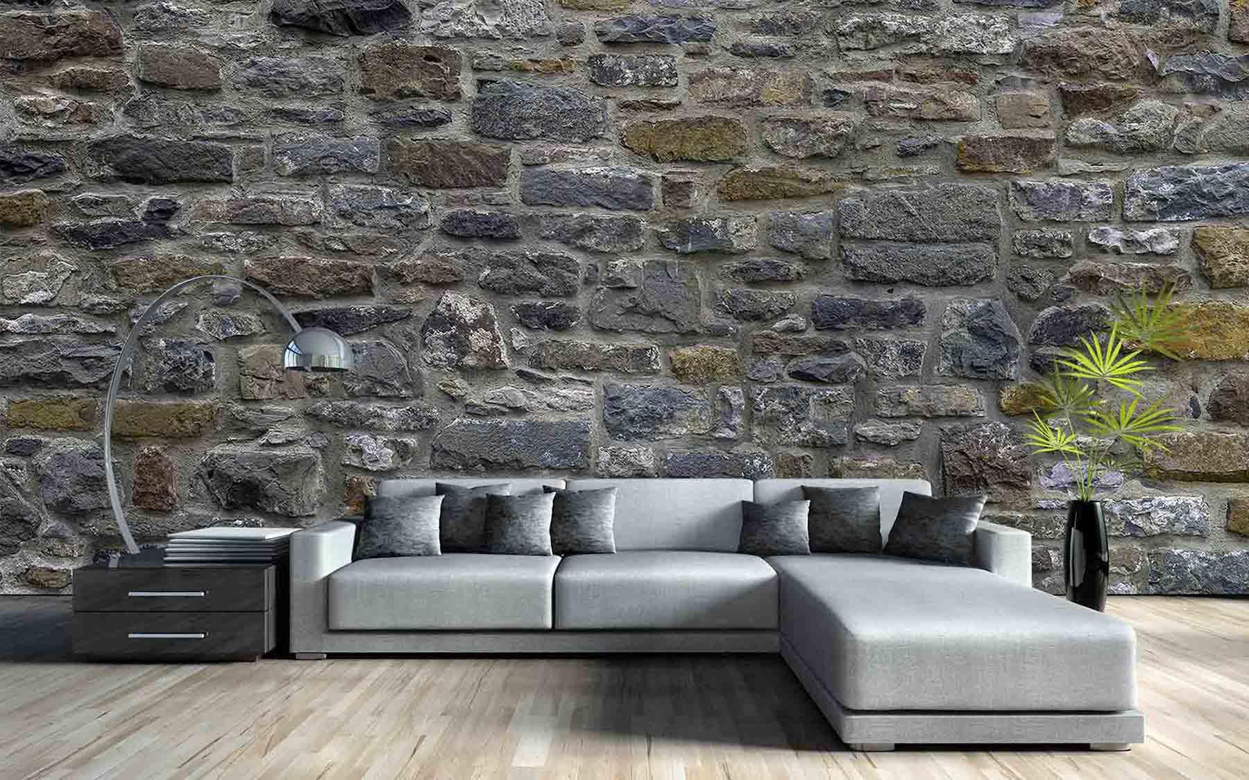 MU1500 - Stone Wall