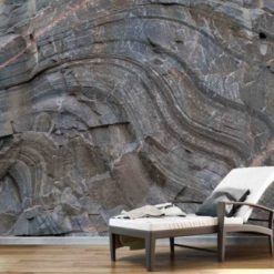 MU1485 - Canadian Shield Swirl Wall Mural