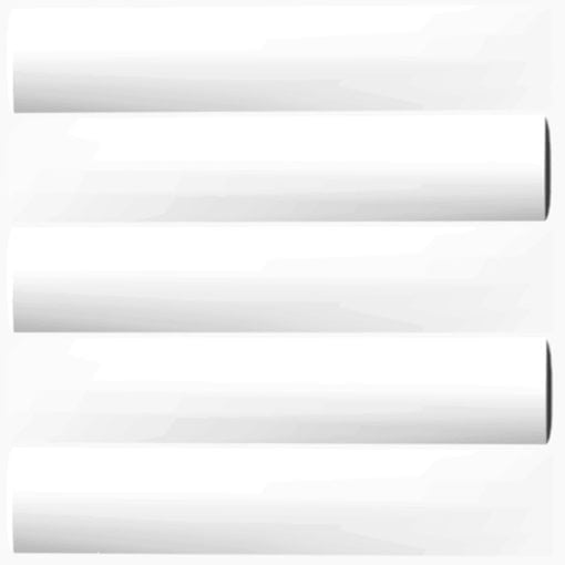 Zita - painted White