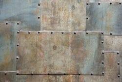 MU1288 - Metal Sheets
