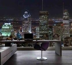MU1189 - Montreal at Night