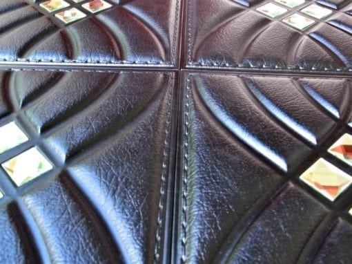 LT80 Faux Leather Wall Pane